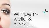 Die Wimpernwelle & BINACIL