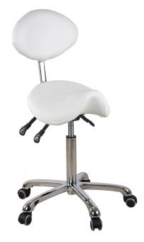 "Sattel-Rollhocker ""Relax & Work"" (Netto) 165,00€ zzgl. 19% MwSt."