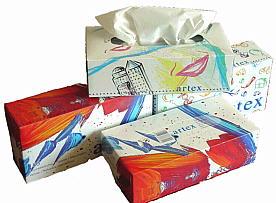 Kosmetiktücher 40 Boxen