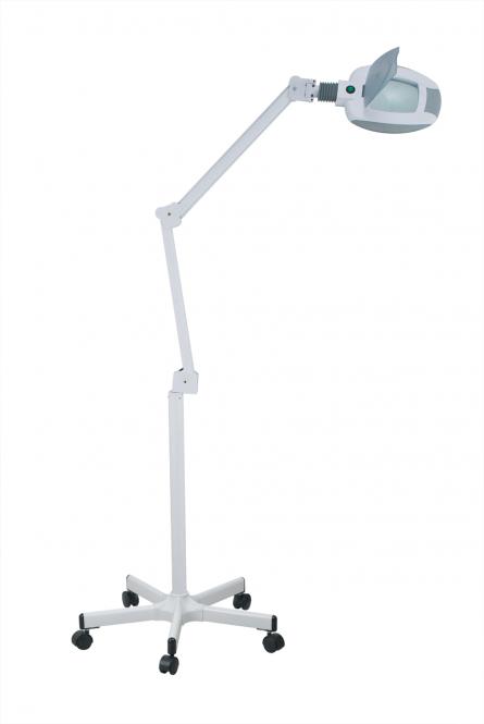 "Lupenlampe ""FloraLED"" inkl. Stativ (Netto) 125,00€ zzgl. 19% MwSt."