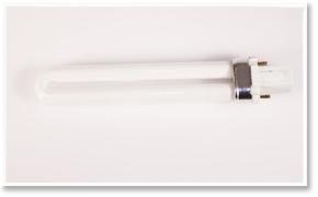 Ersatzlampe UVL-Gerät 9 Watt
